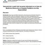 Desnutrición a partir del recuento linfocitario en el área de Medicina Interna de un Hospital Pediátrico de Alta Especialidad