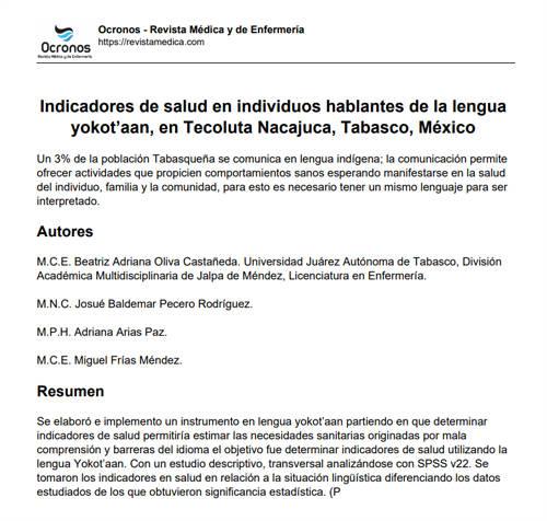 indicadores-de-salud-individuos-lengua-yokotaan-tecoluta-nacajuca-tabasco-mexico