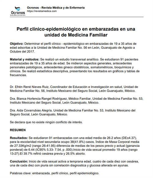perfil-clinico-epidemiologico-embarazadas-medicina-familiar