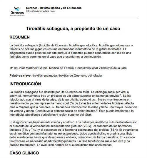 tiroiditis-subaguda-caso-clinico
