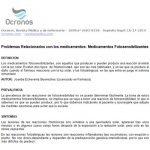 problemas-relacionados-medicamentos-fotosensibilizantes