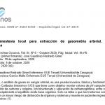 gasometria-anestesia-local