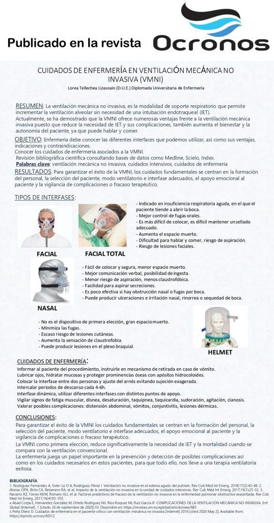 Cuidados de Enfermería VMNI