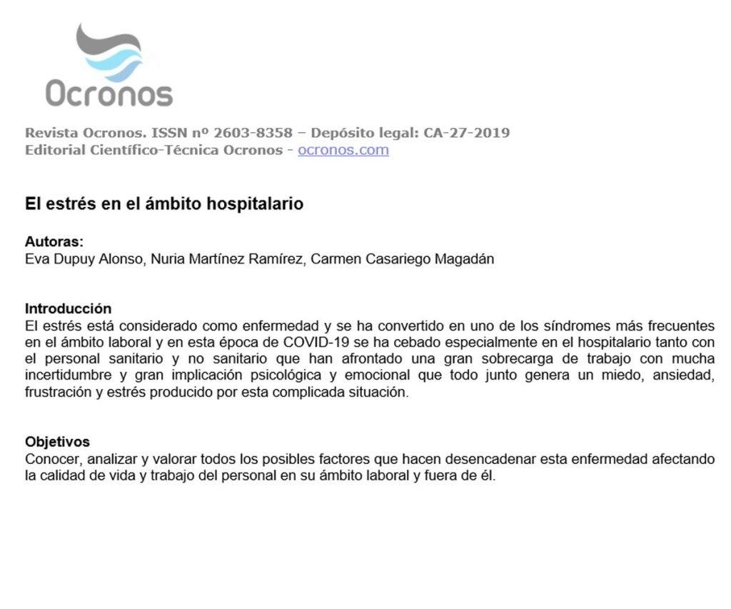estres-hospital