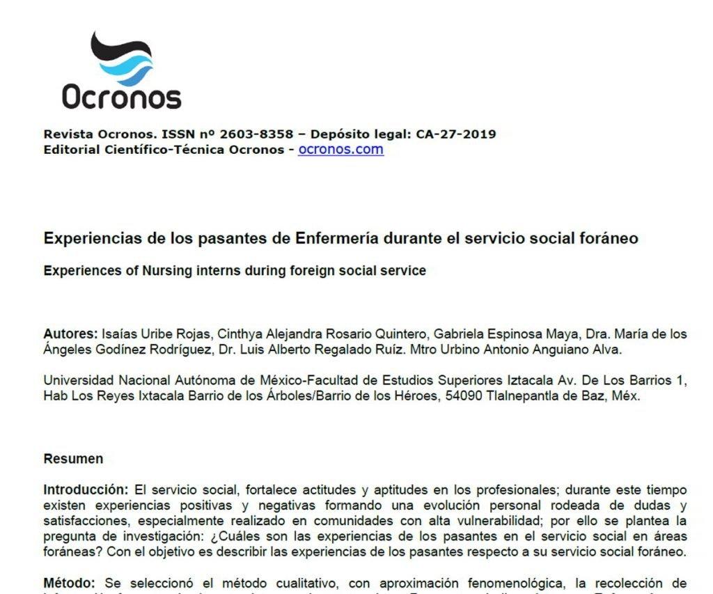 experiencia-pasantes-enfermeria-servicio-social