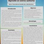 poster-relacion-mobbing-depresion-centros-sanitarios